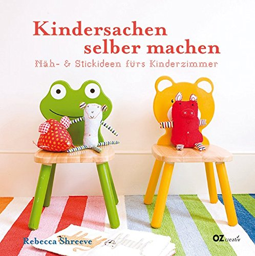 kindersachen selber machen n h und stickideen f rs kinderzimmer. Black Bedroom Furniture Sets. Home Design Ideas