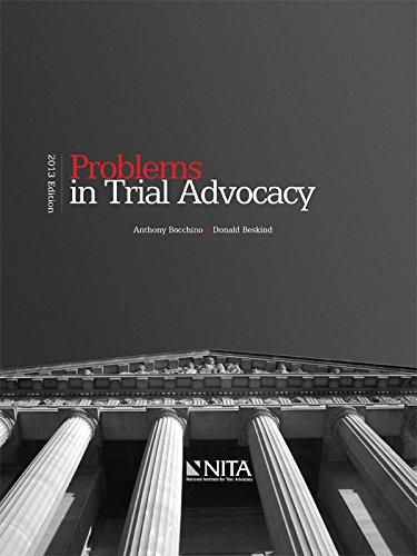 Problems in Trial Advocacy PDF