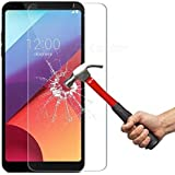LG G6 H872, Tempered Glass , Premium Real 2.5D 9H Anti-Fingerprints & Oil Stains Coating Hardness Screen Protector Guard For LG G6 H872