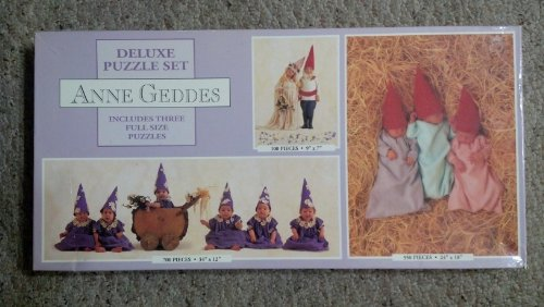 Anne Geddes deluxe puzzle set