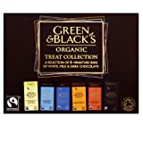 Green & Black's 90g Treat Collection (Box of 12)