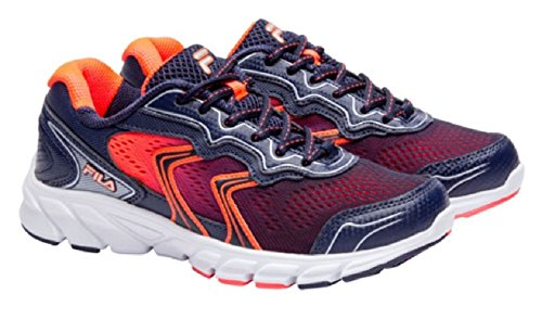 Fila Stellaray Women's Running Athletic Shoes (9, Navy/Coral)