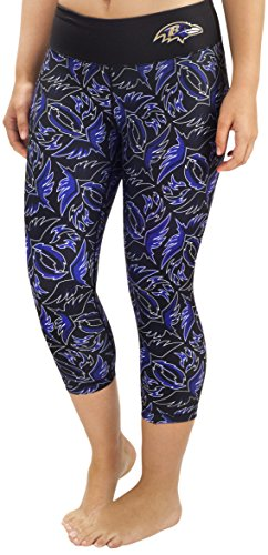 NFL-Womens-Thematic-Print-Capris