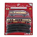 Classic Steam/Freight Train Set