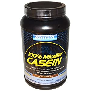 100% Micellar Casein - Rich Chocolate MRM (Metabolic Response Modifiers) 2.02 lb