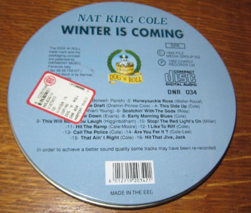 Nat King Cole - Winter Is Coming - Zortam Music