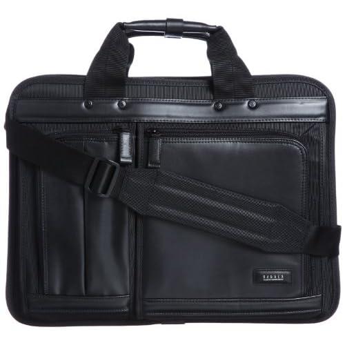 [バジェックス] BAGGEX ヴィクトリー ビジネスバッグシングルルーム 23-5548 BK (ブラック)