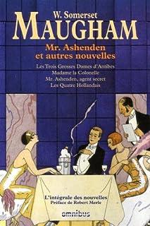 Mr. Ashenden : et autres nouvelles : CD 1
