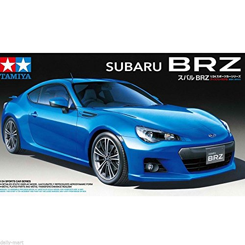 Tamiya 1/24 24324 SUBARU BRZ Model Kit /ITEM#G839GJ UY-W8EHF3193338 (Subaru Brz Model compare prices)