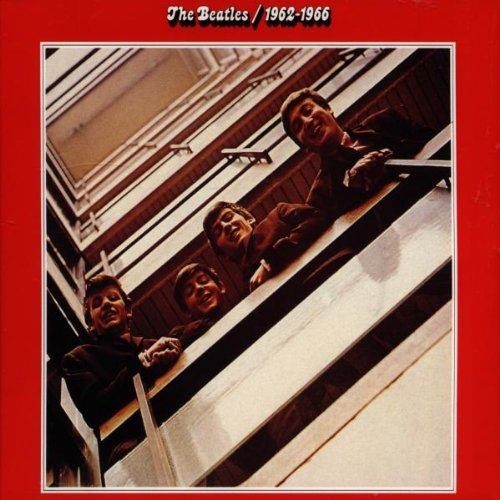 The Beatles : 1962-1966 : le rouge