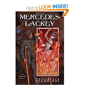 Steadfast: (Elemental Masters #8) by