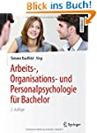 Arbeits-, Organisations- und Personal...