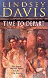 Time to Depart (0099338815) by Lindsey Davis