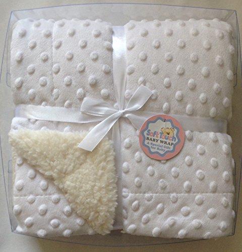 tres-belle-ultra-douce-couverture-pour-bebe-blanc-76-x-102-cm-petite-bulle-sherpa