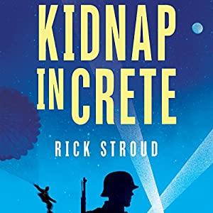 Kidnap in Crete Audiobook