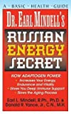 img - for Earl Mindell: Dr. Earl Mindell's Russian Energy Secret (Paperback); 2003 Edition book / textbook / text book