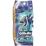 Gillette Sensor2 Plus Pivot Men's Disposable Razor ,10 count (Pack of 3)