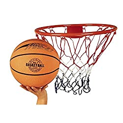 DFS's Junior Kids Children BASKETBALL SET -- Your child's favourite choice (Colors may vary)