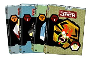 Samurai Jack: The Complete Seasons 1-4 [Import]