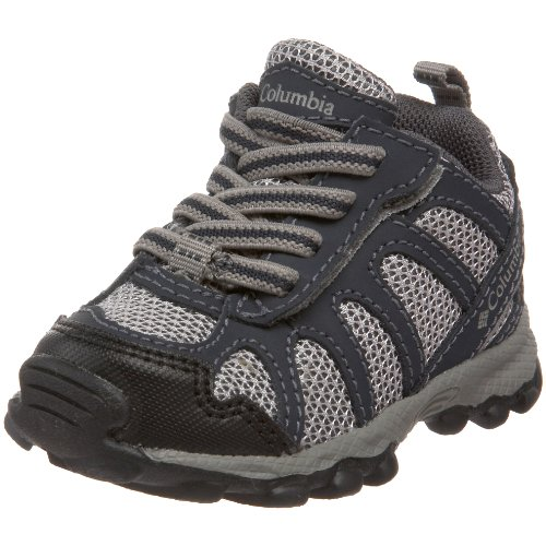 Columbia Sportswear Kaibab BV3156 Hiking Shoe (Toddler),Wild Dove/Total Eclipse,4 M US Toddler