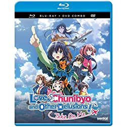 Love Chunibyo & Other Delutions: Take On Me [Blu-ray]