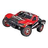 Traxxas Slash 4X4 1/10 Scale LCG 4WD Electric Short Course Truck with TQi 2.4GHz Radio, OBA & TSM, Creed