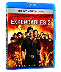 The Expendables 2 [Blu-ray + Digital Copy]