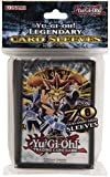 Yu-Gi-Oh! Legendary Sleeves Trading Card Protection Pack (Set of 70)