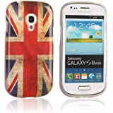 tinxi� Silikon H�lle f�r Samsung Galaxy S3 mini Tasche Case Cover Skin UK England Flagge
