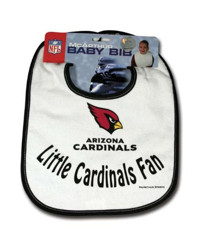Arizona Cardinals Nfl Baby Bib back-714371