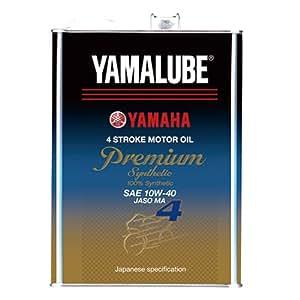 ヤマハ(YAMAHA) ヤマルーブ プレミアムシンセティック MA 10W40 4L 90793-32414