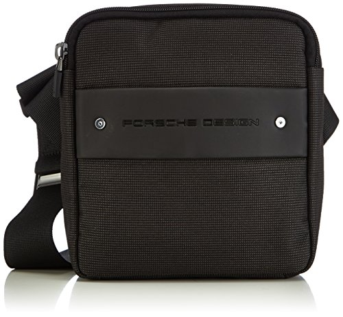 porsche-cargon-25-shoulderbag-mv-bolso-de-hombro-color-dark-grey-802-talla-20x18x7-cm-b-x-h-x-t