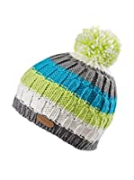Black Crevice Gorro Fleece (Multicolor)