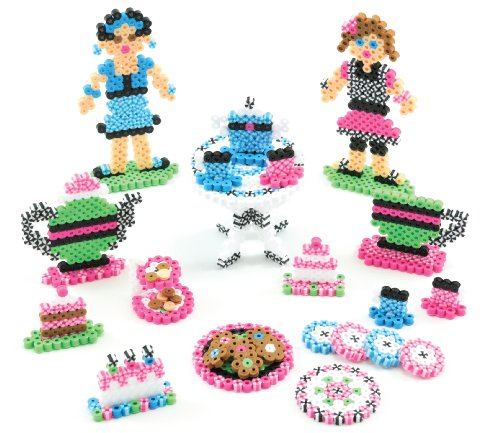 Perler Beads Fused Bead Kit, Tea Party