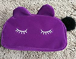 Remeehi Fashion Cosmetic Makeup Cartoon Cat Storage Bags Pen Pencil Pouch Cases from Remeehi