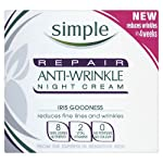 Simple Repair Anti Wrinkle Night Cream 50 ml