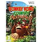 Donkey Kong Country Returnsdi Nintendo