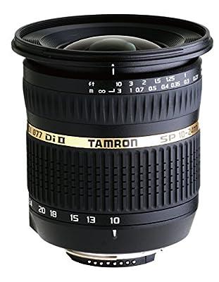 Tamron AF 10-24mm f/3.5-4.5 SP Di II LD Aspherical (IF) Lens for Digital SLR Cameras