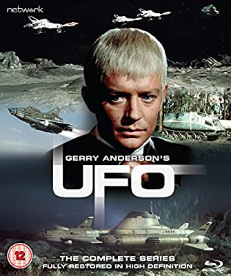 UFO: The Complete Series [Blu-ray]