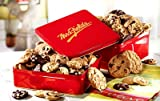 Special Mrs. Fields Classic Cookie Tin with 48 Nibblers® Bite Sized Cookies