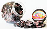 Barratt Black Jacks Retro Sweets Jar