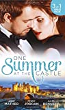 img - for One Summer At The Castle: Stay Through the Night / A Stormy Spanish Summer / Behind Palace Doors by Anne Mather (2016-06-16) book / textbook / text book