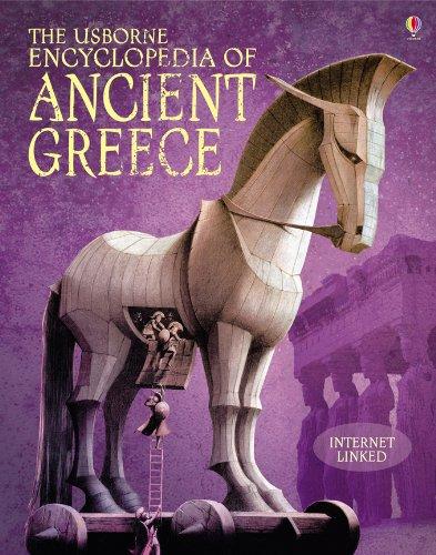 Encyclopedia of Ancient Greece (Usborne Encyclopedias)