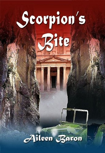 Scorpion's Bite (Lily Sampson Mysteries), Aileen G. Baron