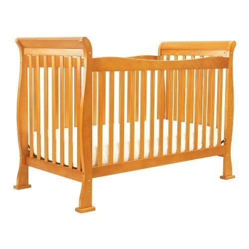 Davinci Reagan 4-In-1 Convertible Crib - Honey Oak front-874112