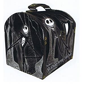 Amazon.com - Nightmare Before Christmas Twisted Forest Carrying Case ...