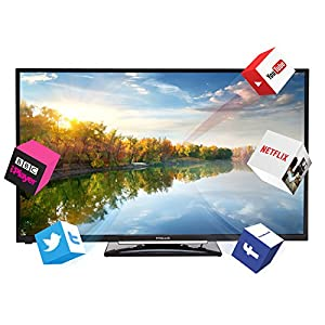 Finlux 50 Inch Smart LED TV Full HD 1080p Freeview HD (50FPD274B-T)