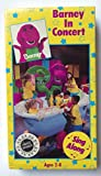 Barney In Concert [VHS]