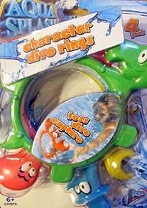 Aqua Leisure Aqua Leisure Character Dive Rings