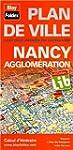 Plan de Nancy et de son agglom�ration